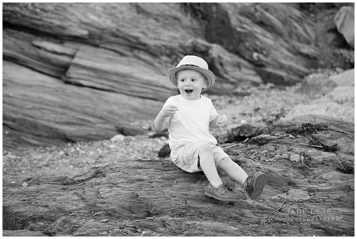 family session kettle cove maine