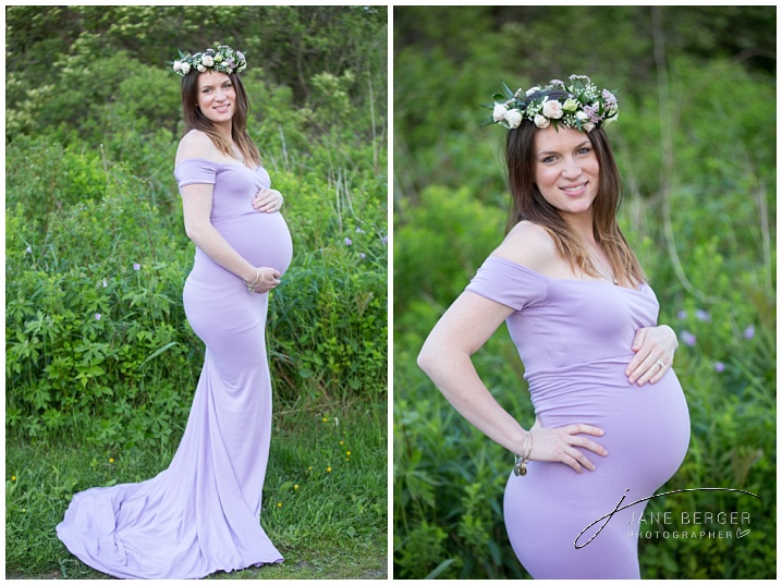 maine maternity session - kettle cove, cape elizabeth
