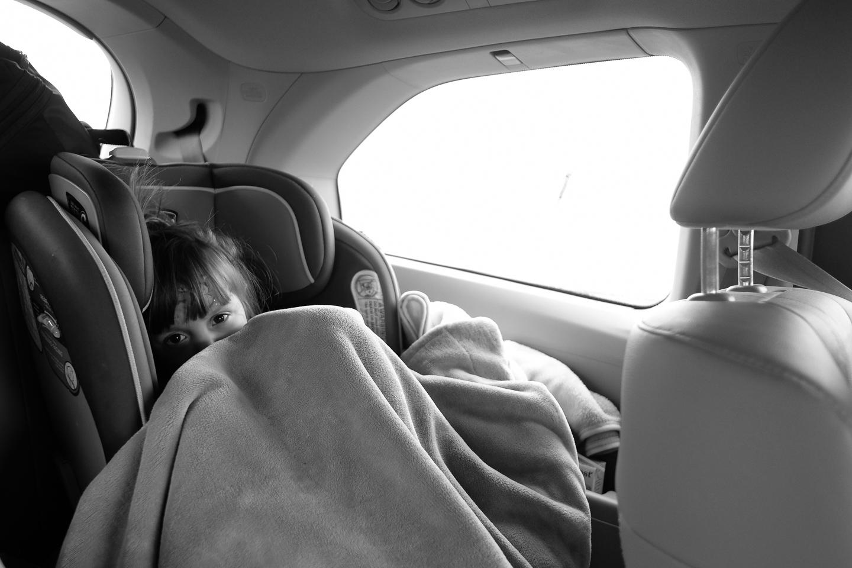 viva in car