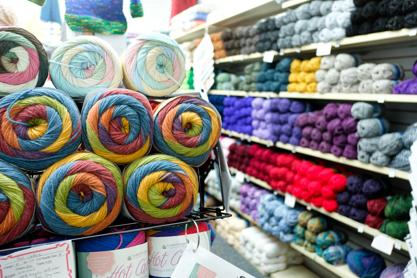 yarn shop windham maine